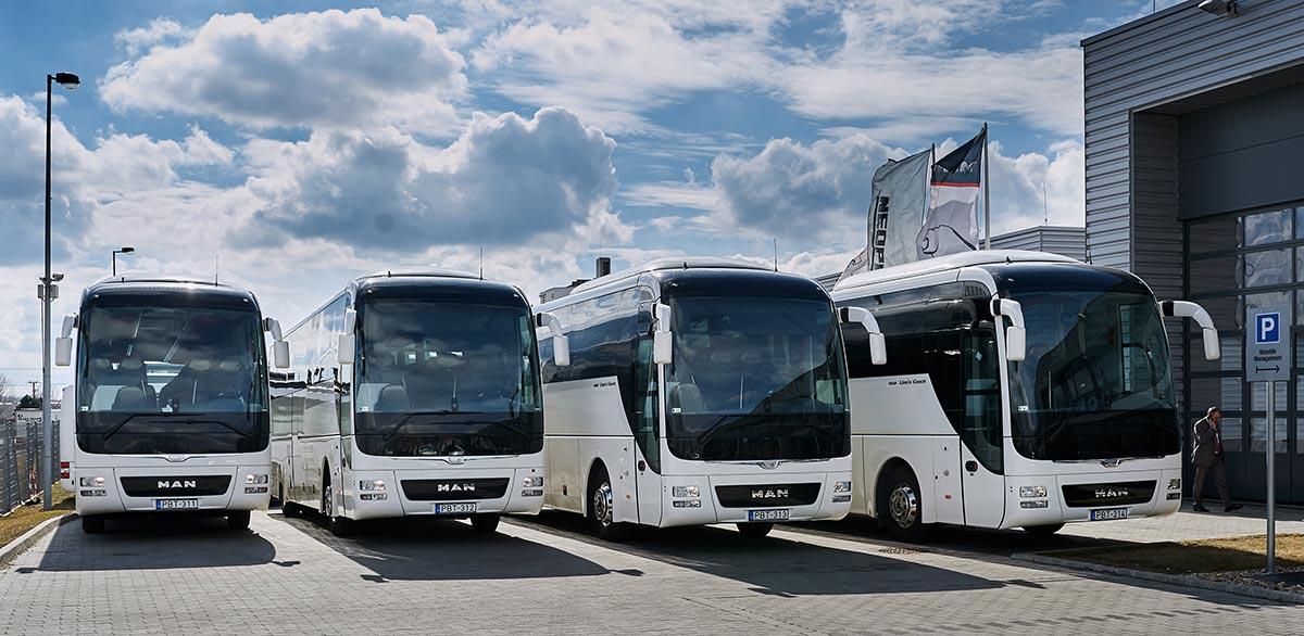 Buszbérlés, dolgozói különjárat bérlése, autóbusz bérlés sofőrrel