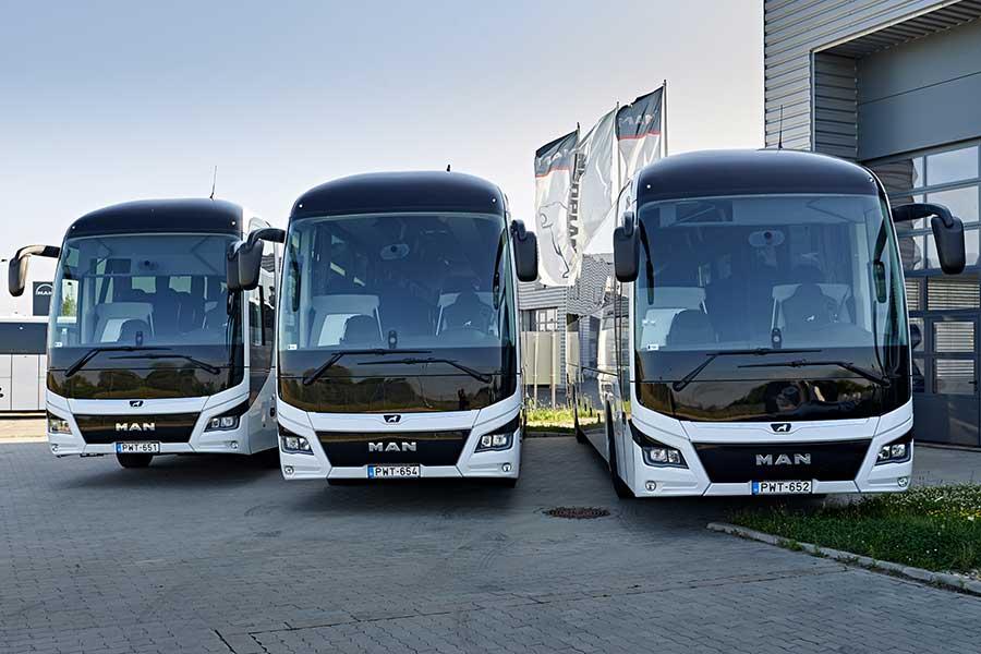 Buszbérlés autóbusz bérlés autóbusz MAN Lion's Coach
