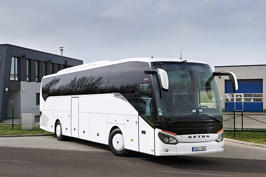 Buszbérlés autóbusz bérlés autóbusz Setra